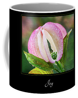 Coffee Mug featuring the photograph Joy 3 by Mary Jo Allen