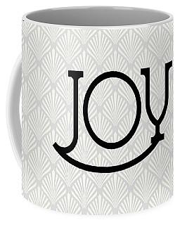 Joy - Art Deco Coffee Mug