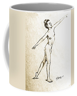Joy Coffee Mug by Edgar Torres