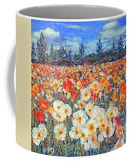 Joy Of Poppies Coffee Mug