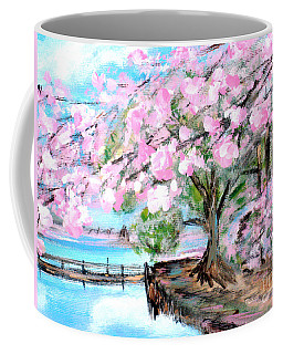 Joy Of Spring. For Sale Art Prints And Cards Coffee Mug