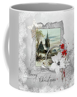 Joy To The World Coffee Mug by Mo T
