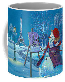 French Painter Coffee Mugs