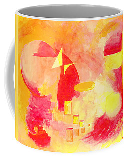 Joyful Abstract Coffee Mug