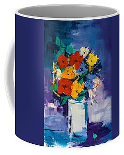 Bouquet Joyeux  Coffee Mug by Elise Palmigiani