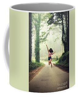 Joyful Jump Coffee Mug