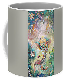 Joyful Koi II Coffee Mug