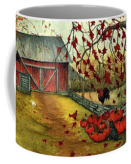 Joyful Noise Coffee Mug by Janine Riley
