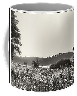 Joys Of August Mornings Coffee Mug
