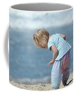 Joys Of Childhood Coffee Mug by Fraida Gutovich