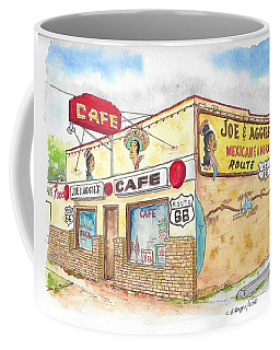 Joe And Aggies Cafe, Route 66, Holbrook, Arizona Coffee Mug