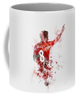 Juan Mata Coffee Mug