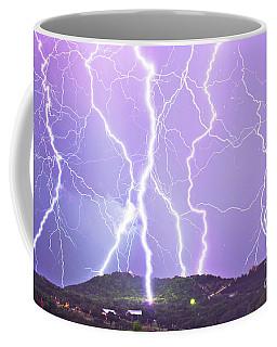 Judgement Day Lightning Coffee Mug