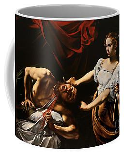 Judith And Holofernes Coffee Mug