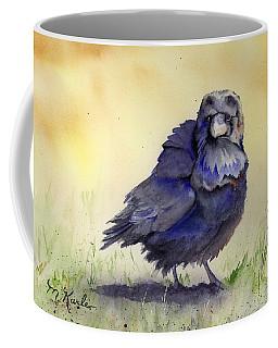 Judy's Raven Coffee Mug