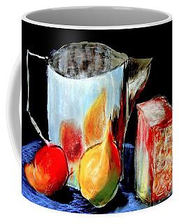 Jug With Fruit Coffee Mug