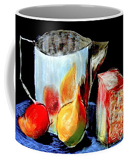Jug With Fruit Coffee Mug