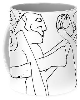 Juggling Osiris Coffee Mug