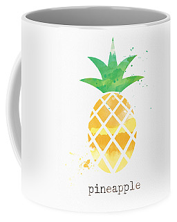 Juicy Pineapple Coffee Mug