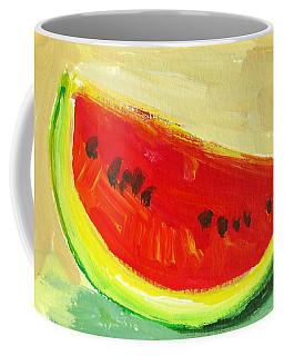 Juicy Watermelon - Kitchen Decor Modern Art Coffee Mug