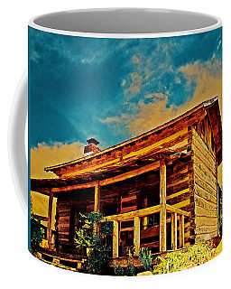 Juju's Cabin Coffee Mug
