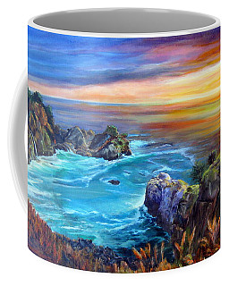 Julia Pfeiffer Beach Coffee Mug