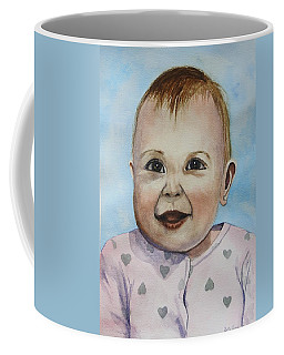 Julianna Coffee Mug by Betty-Anne McDonald