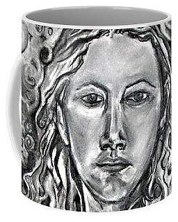 Resolute - Self Portrait Coffee Mug