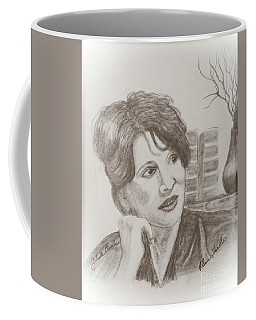 Juliette Binoche Coffee Mug