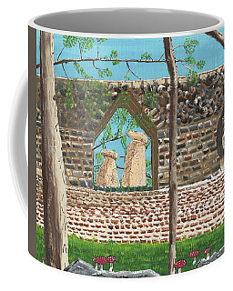 July  Portal Of Enlightenment Coffee Mug