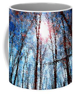 Jumbled Waters Coffee Mug