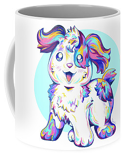 Jumped Through A Rainbow Coffee Mug