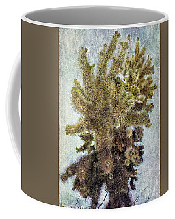 Jumping Cholla Coffee Mug