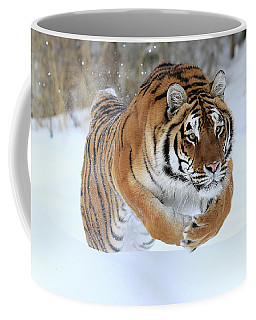 Jumping Tiger Coffee Mug