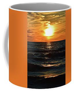 June 21 - 2017 Sunset At Wasaga Beach  Coffee Mug
