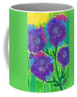 June Blooms Coffee Mug