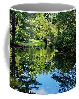 June Day At The Park Coffee Mug