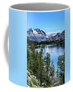 June Lake Portrait Coffee Mug