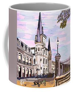 June, Where In The World Is My Elliptigo? Coffee Mug