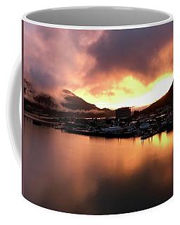 Juneau Sunset Coffee Mug