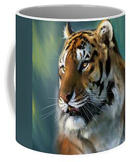 Jungle Emperor Coffee Mug