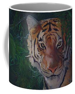 Jungle Eyes Coffee Mug