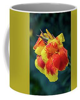 Jungle Flowers Coffee Mug