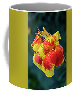 Jungle Flowers Coffee Mug
