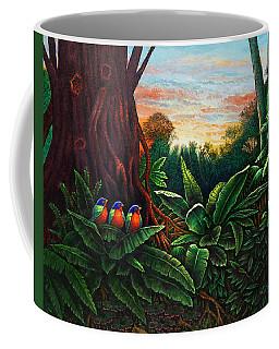 Jungle Harmony 3 Coffee Mug