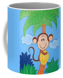 Jungle Monkey Coffee Mug