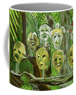 Jungle Spirits Coffee Mug