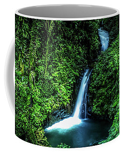 Jungle Waterfall Coffee Mug