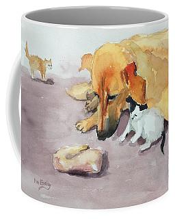 Junior And Amira Coffee Mug