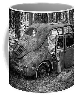 Junked Cars Coffee Mug